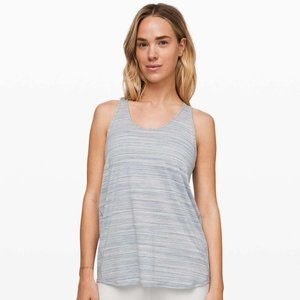 Lululemon Essential Tank Pleated Sz 8 *NWT*